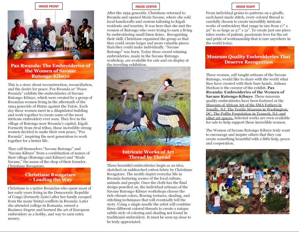Rwanda Brochure2